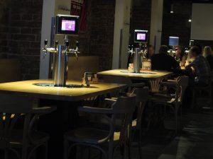 tabletop taps