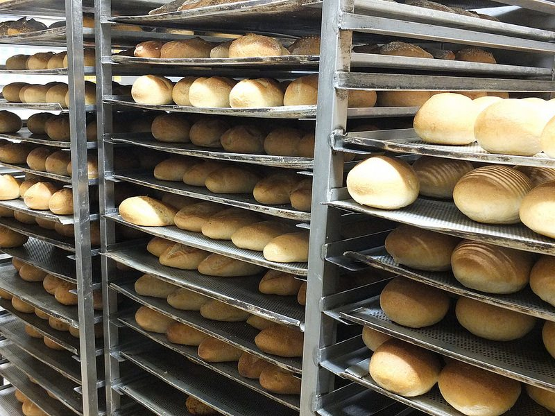 cooling buns