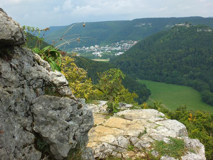 Bad Urach Hiking Swabian Alps