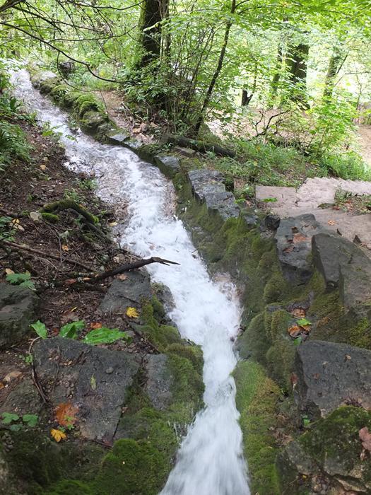 Bad Urach Hiking Swabian Alps