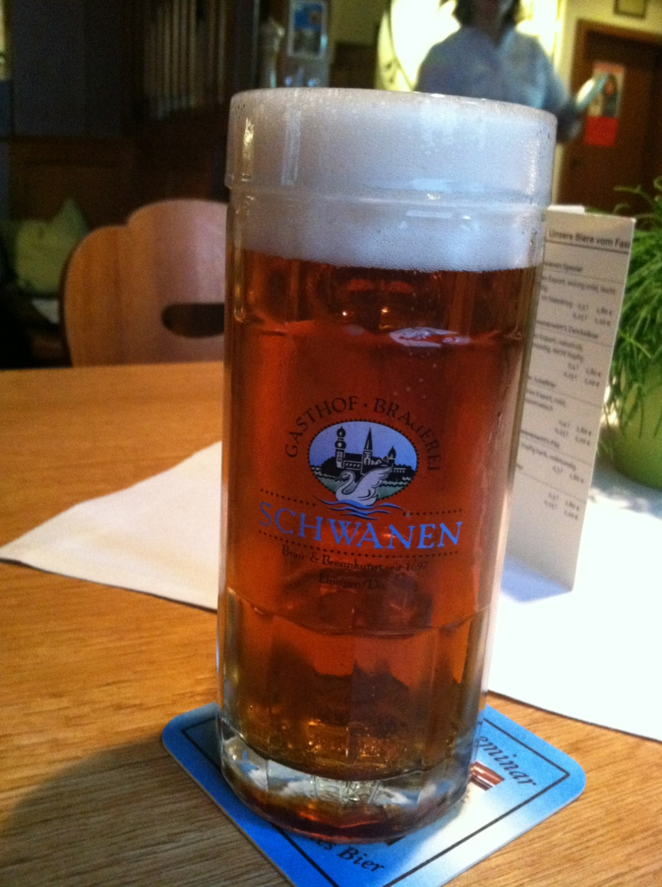 Ehingen Beer Walk