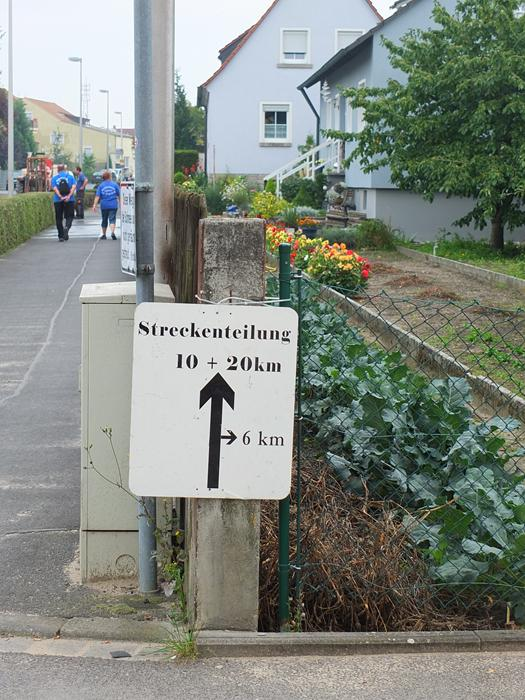 Volksmarch in Bavaria