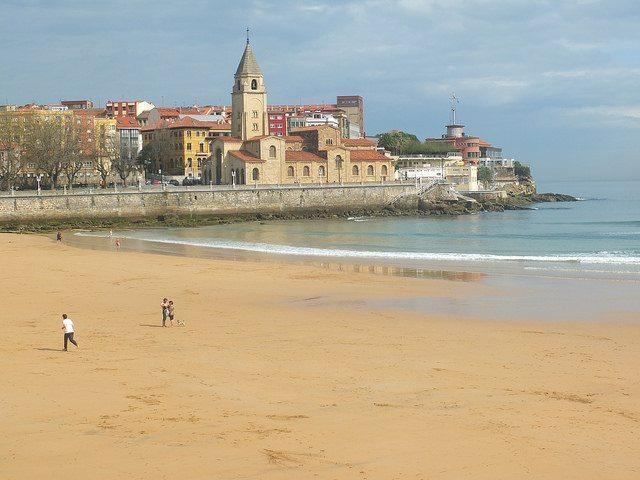 Urban Walking Asturias Spain