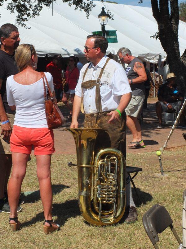 Fredericksburg Octoberfest Texas