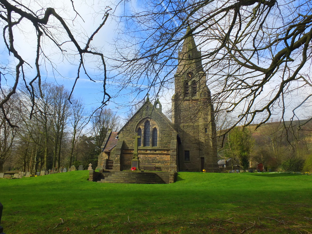 Church at Edale