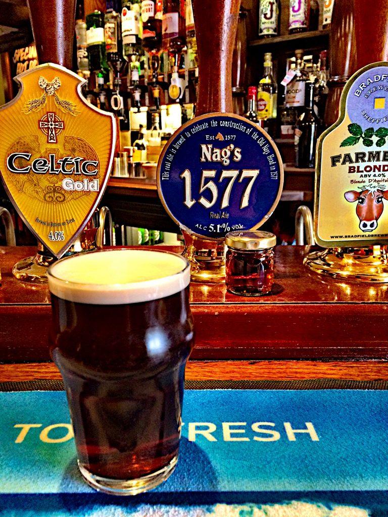 Old Nags Head Inn 1577