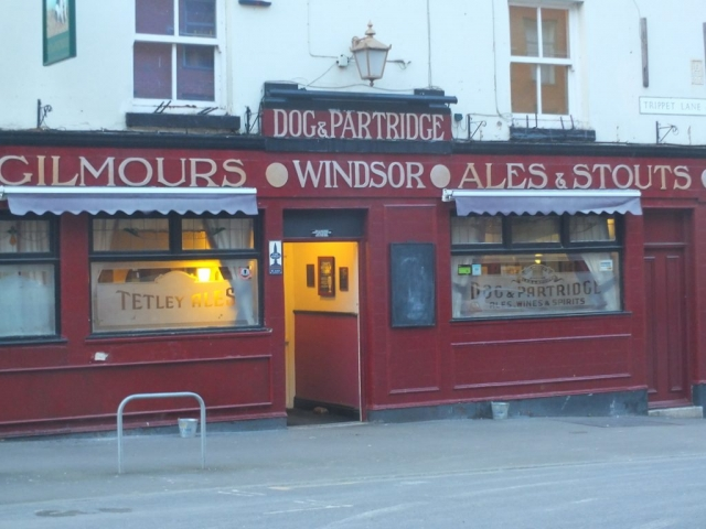 Heritage Pub Walk - Dog & Partridge