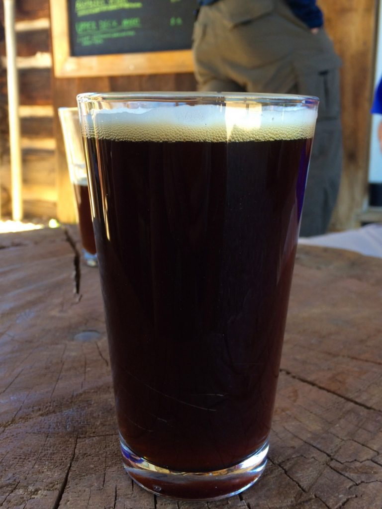Coyote Creek Brewery Ol' Smokey Ale