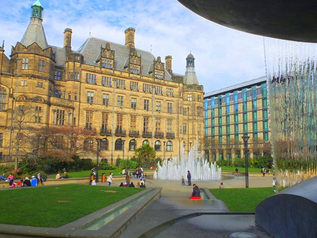 Central Sheffield