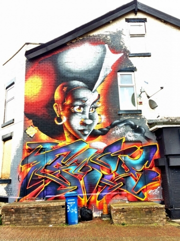 Sheffield - Street Art