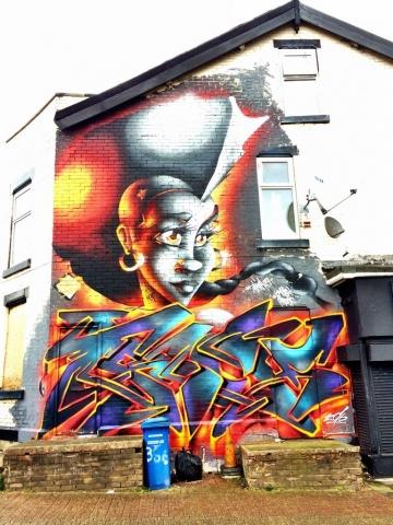 Sheffield - Street Art