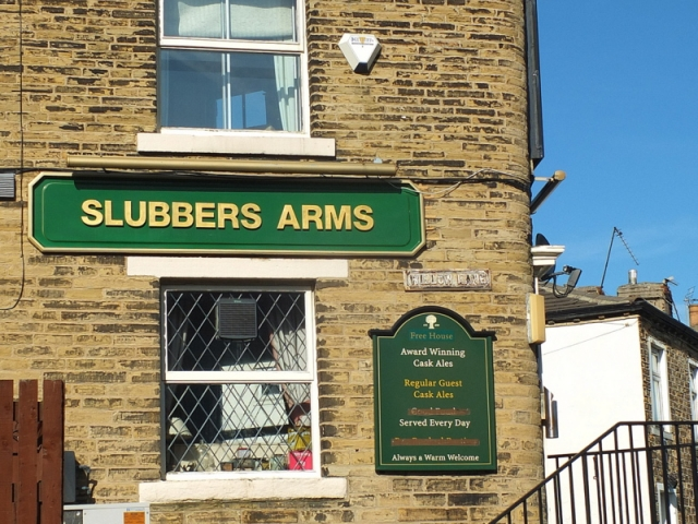 Slubbers Arms