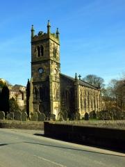 St. David's Church, Holmbridge