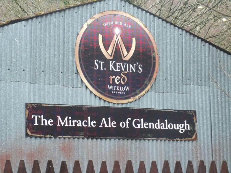 pub at Glendalough