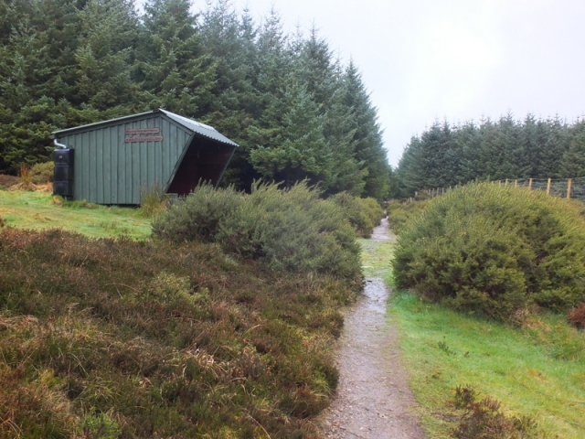 Brusher Gap Bothy