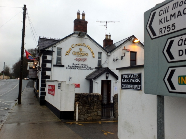 The Coach House in Roundwood