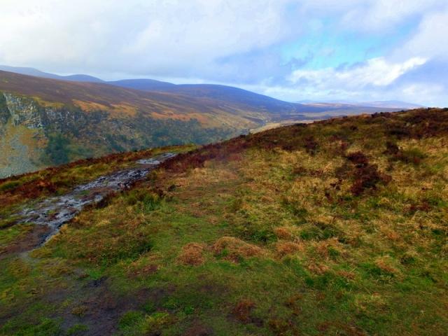 High bog - slippery slope