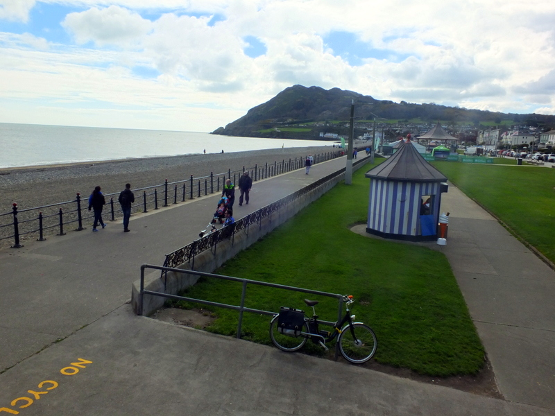 Bray waterfront
