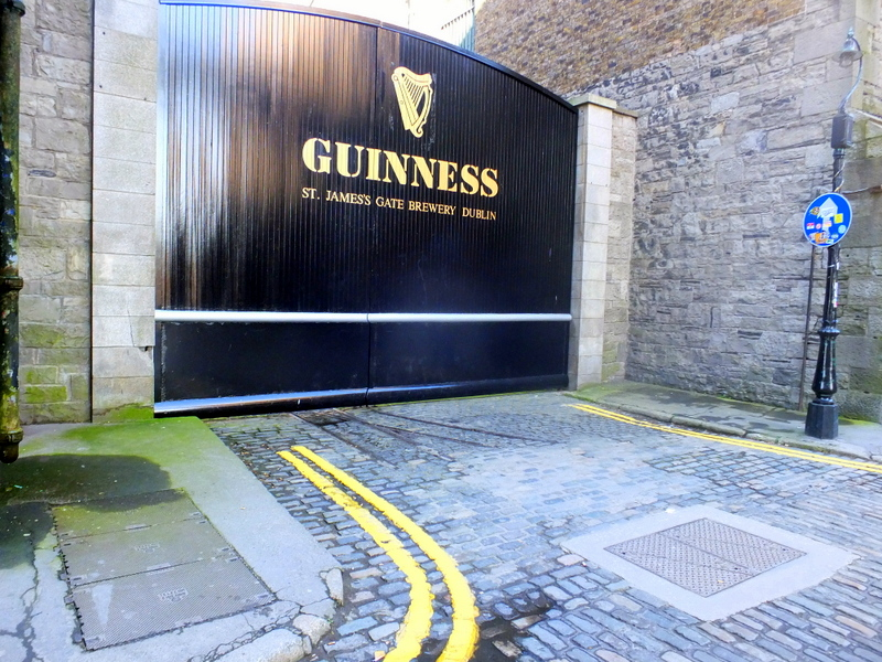 Guinness Gate
