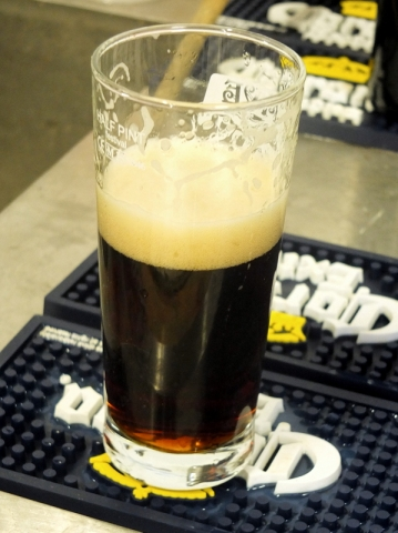 5 Lamps Brewery Black Pitts Porter