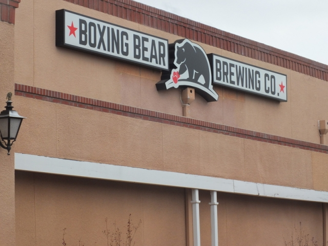 Boxing Bear Brewing