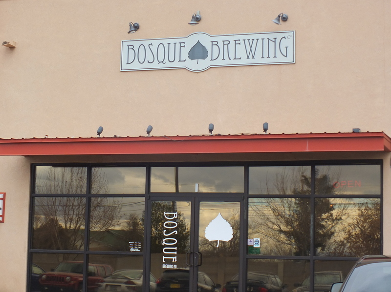 Bosque Brewing
