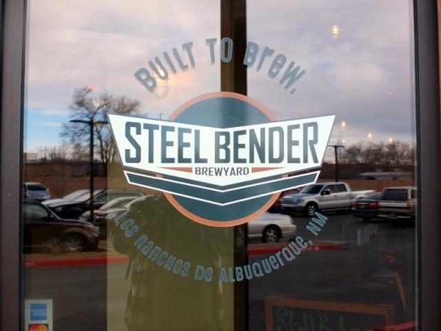 Steelbender Brewyard