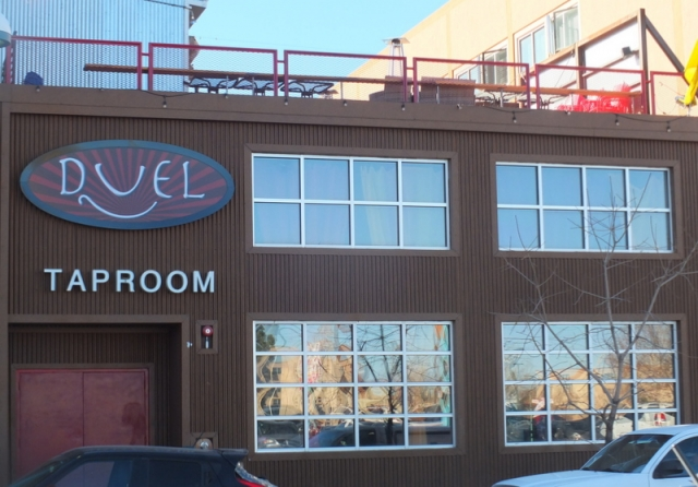 Duel Brewing taproom