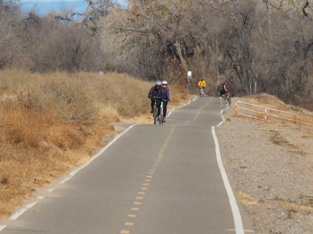 Rio Grande Bosque Trail