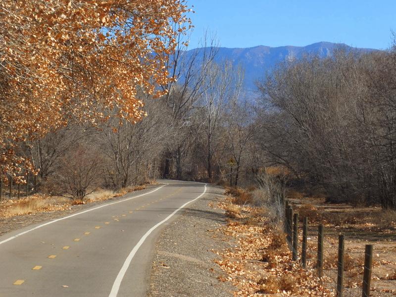 Paseo del Norte Trail
