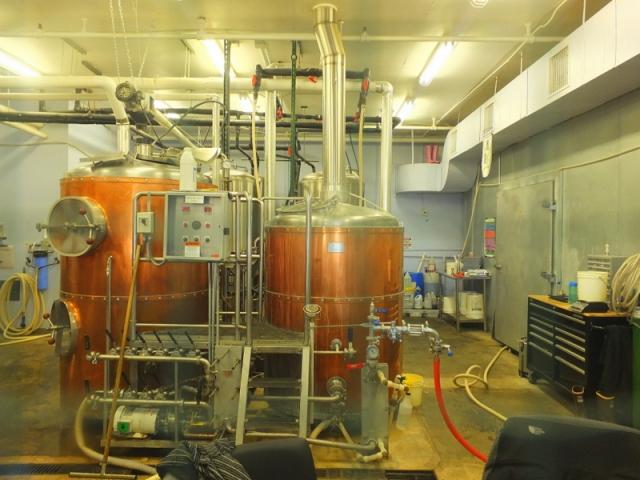 Nexus brew house