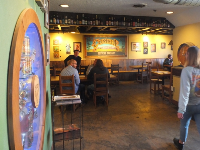 La Cumbre taproom