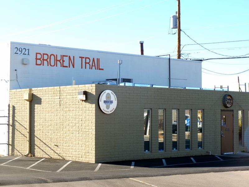 Broken Trail Brewery