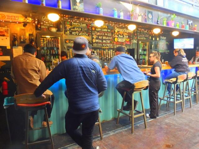Santa Fe Brewing Company taproom