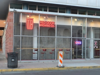 Red Door Brewing downtown taproom