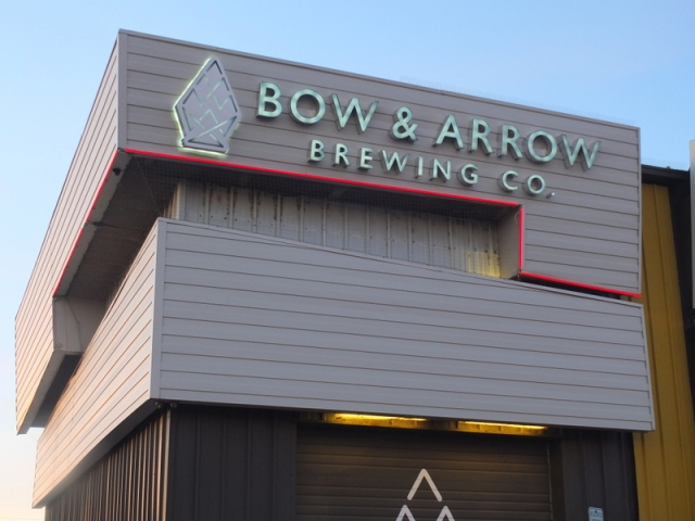 Bow & Arrow Brewing Company