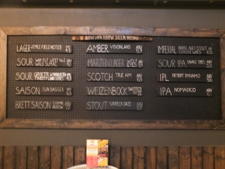 Bow & Arrow Brewing Offering