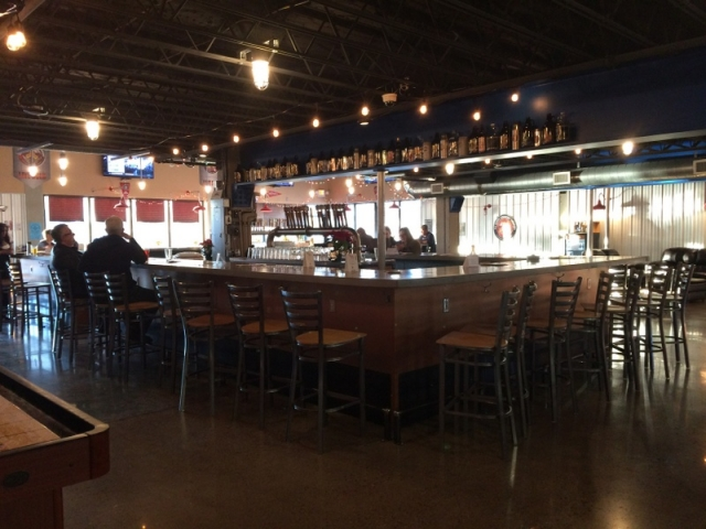 Rio Bravo Brewing taproom