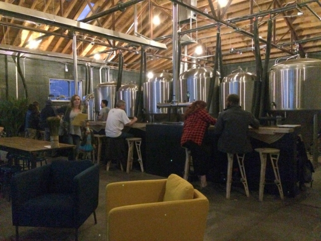 Dialogue taproom