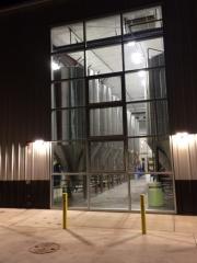 Marble Brewing fermentation hall
