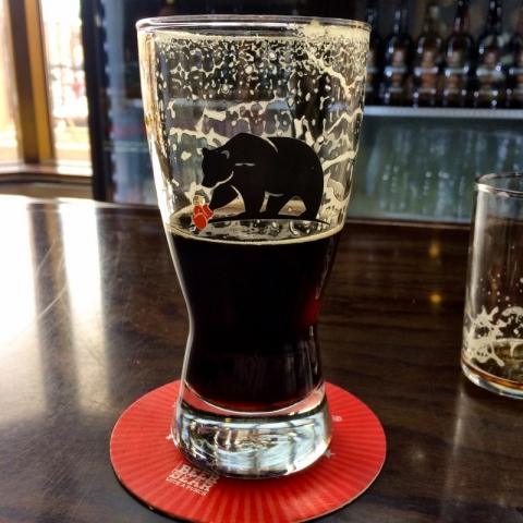Boxing Bear Brewing Chocolate Milk Stout