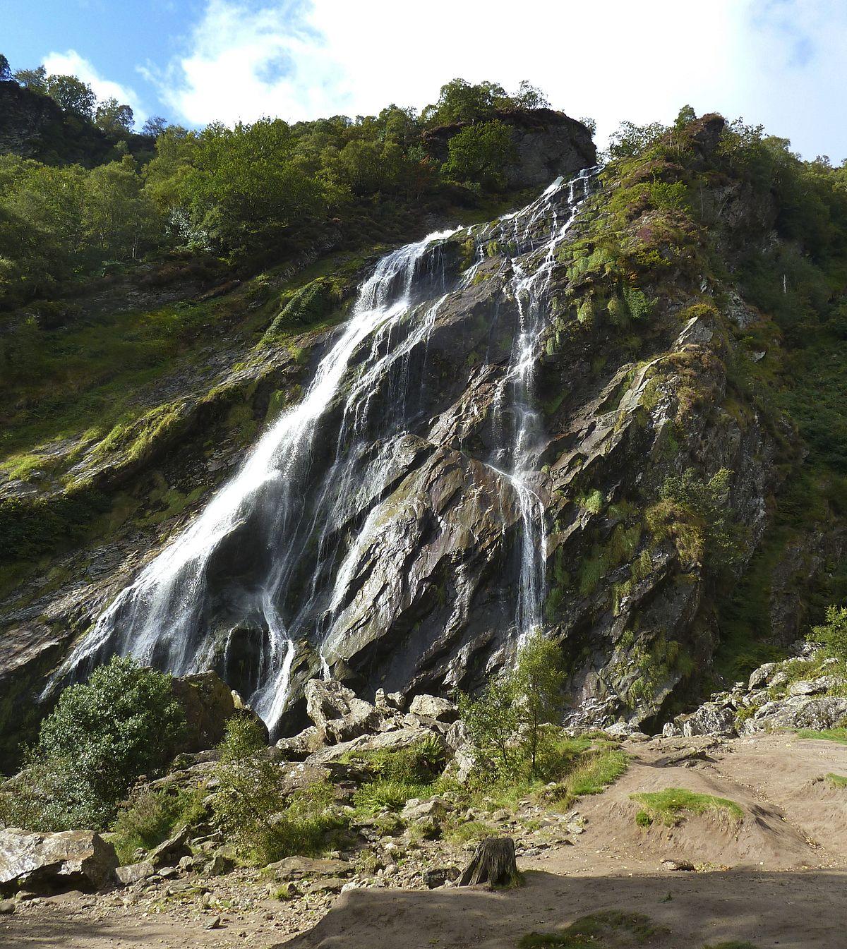Powerscourt Falls