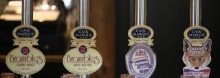 Brambles tap handles
