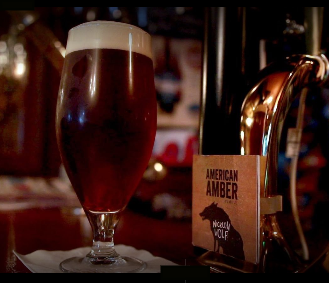 Wicklow Wolf Brewery American Amber
