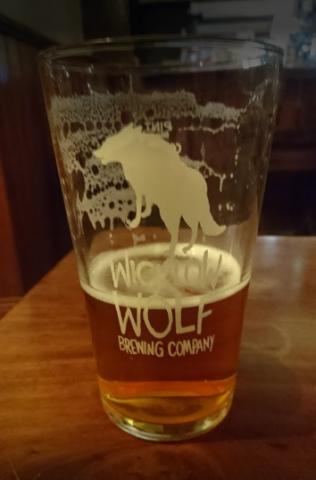 Wicklow Wolf blonde