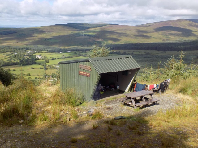 Mucklagh Bothy