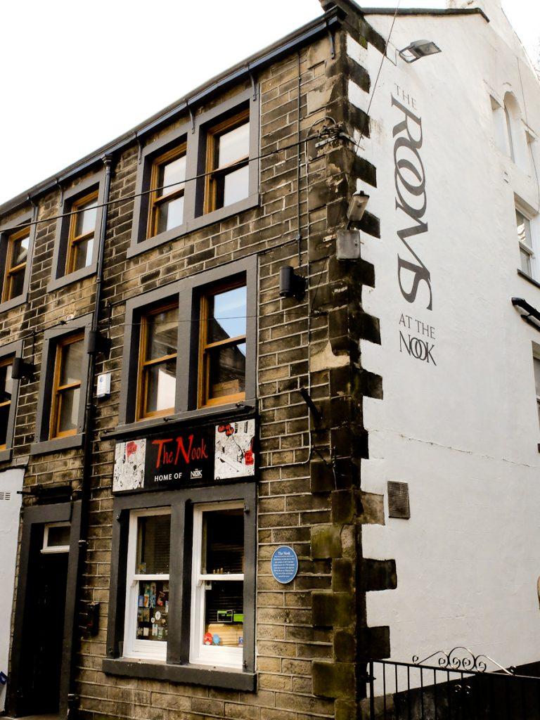 The Noon brew pub in Holmsfirth