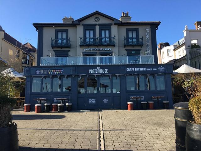The Porterhouse Bray