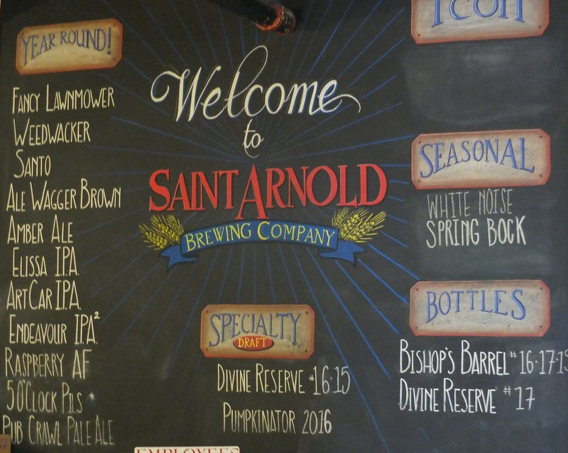 St. Arnold range