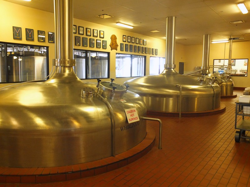 St. Arnold brew house